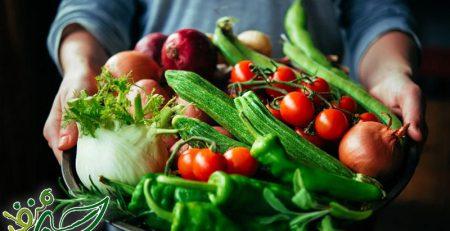غذای ارگانیک در ایران